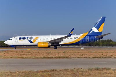 Azur Air Ukraine Boeing 737-8K5 WL UR-AZE (msn 27984) AYT (Ton Jochems). Image: 947556.