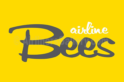 1. Bees Airline logo