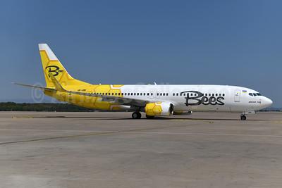 Bees Airline Boeing 737-8HX WL UR-UBB (msn 29686) AYT (Ton Jochems). Image: 954975.