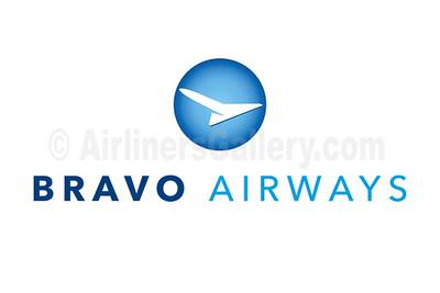1. Bravo Airways logo