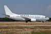 Bravo Airways (Ukraine) Boeing 737-548 UR-CGY (msn 25737) AYT (Ton Jochems). Image: 939803.