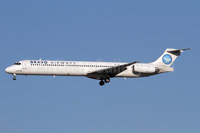 Bravo Airways (Ukraine) McDonnell Douglas DC-9-83 (MD-83) UR-COC (msn 49808) AYT (Andi Hiltl). Image: 938580.