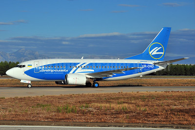 Dniproavia Airways