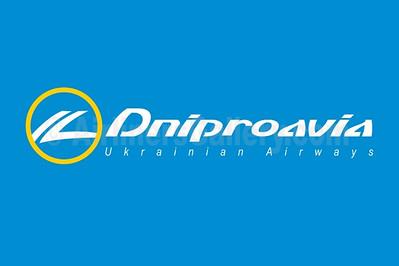 1. Dniproavia Airways logo
