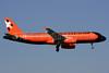 Donbassaero Airlines Airbus A320-231 UR-DAB (msn 230) LGW (Antony J. Best). Image: 906255.