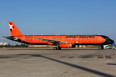 Donbassaero Airlines Airbus A321-231 UR-DAF (msn 1869) AYT (Perry Hoppe). Image: 920334.