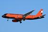 Donbassaero Airlines Airbus A320-233 UR-DAC (msn 733) DXB (Paul Denton). Image: 920332.