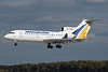 Donbassaero Airlines Yakovlev Yak-42 UR-42327 (msn 4520424402161) DME (OSDU). Image: 906258.