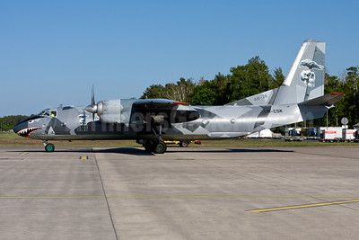 """""""Expendables 3"""" aircraft"""