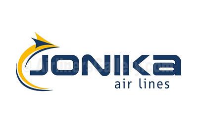 1. Jonika Air Lines logo