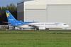 Kharkiv Airlines Boeing 737-8Q8 WL EI-EOP (UR-CLS) (msn 32841) SNN (Malcolm Nason). Image: 912337.