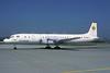 Lviv Airlines Ilyushin Il-18D UR-BXD (msn 172011401) ZRH (Rolf Wallner). Image: 926433.