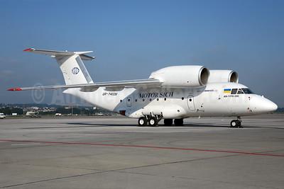 Motor Sich Airlines Antonov An-74TK-200 UR-74026 (msn 36547096919) ZRH (Rolf Wallner). Image: 924413.
