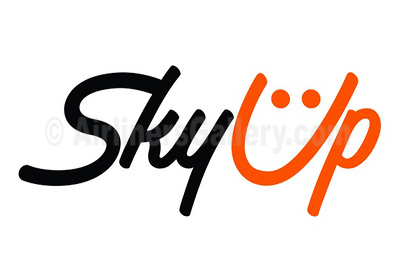 1. SkyUp Airlines logo