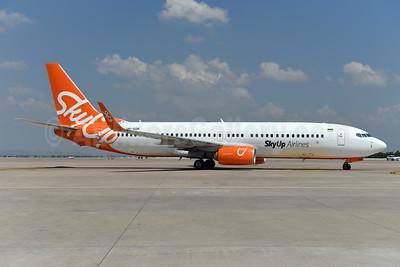 SkyUp Airlines Boeing 737-8H6 WL UR-SQB (msn 40153) AYT (Ton Jochems). Image: 943630.