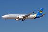 Ukraine International Airlines Boeing 737-9KV ER WL UR-PSI (msn 41534) FRA (Paul Bannwarth). Image: 931464.