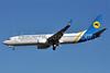 Ukraine International Airlines Boeing 737-8HX WL UR-PSC (msn 29662) LGW (Richard Vandervord). Image: 906788.
