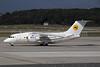 "UIA (Ukraine International Airlines) ( <a href=""http://www.flyuia.com"">http://www.flyuia.com</a>) Antonov An-148-100B UR-NTA (msn 0101) (AeroSvit fuselage colors, UIA tail logo) GVA (Paul Denton). Image: 907277."