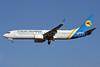 Ukraine International Airlines Boeing 737-8HX WL UR-PSA (msn 29658) LGW (Terry Wade). Image: 906787.
