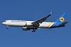 Ukraine International Airlines Boeing 767-33A ER WL UR-GEC (msn 25533) JFK (Fred Freketic). Image: 935338.