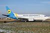 Ukraine International Airlines Boeing 737-5Y0 UR-GAJ (msn 25192) SEN (Keith Burton). Image: 903335.