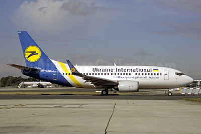 Ukraine International Airlines Boeing 737-5Y0 WL UR-GAW (msn 24898) CDG (Christian Volpati). Image: 906786.