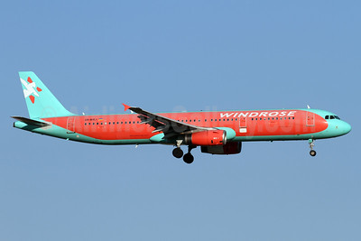 WindRose Aviation Company Airbus A321-231 UR-WRJ (msn 1869) AYT (Andi Hiltl). Image: 938636.