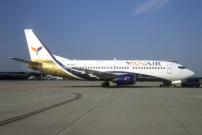 YanAir Boeing 737-301 UR-COG (msn 23937) (Jacques Guillem Collection). Image: 946663.