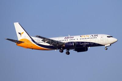 YanAir Boeing 737-4B7 UR-CQX (msn 24558) AYT (Andi Hiltl). Image: 946921.