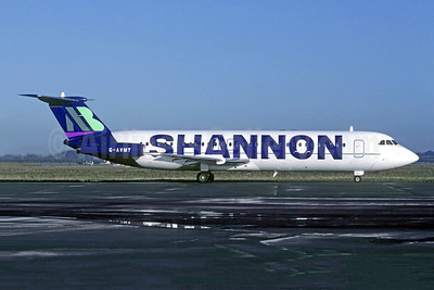 AB Shannon (AB Airlines) BAC 1-11 510ED G-AVMT (msn 147) SNN (Christian Volpati Collection). Image: 950741.