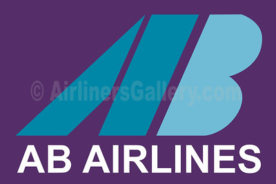 1. AB Airlines logo