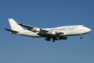 Air Atlanta Europe (UK) Boeing 747-357 TF-ARS (msn 22996) LGW (Antony J. Best). Image: 934767.