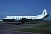 Air Commuter (UK) Vickers Viscount 802 G-AOHV (msn 170) (Euroair colors) (Richard Vandervord). Image: 908897.