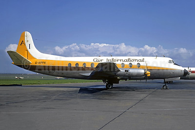 """Toniko"" - Airline Color Scheme - Introduced 1971"