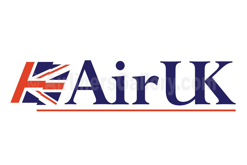 1. Air UK logo