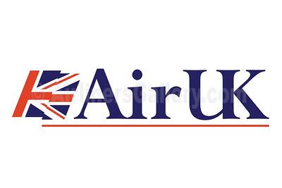 1. Air UK logo
