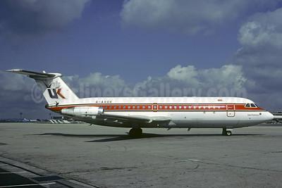 Air UK BAC 1-11 432FD G-AXOX (msn 121) (BIA colors) ORY (Christian Volpati). Image: 909101.