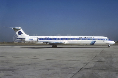 Airtours International Airways McDonnell Douglas DC-9-83 (MD-83) OH-LMV (msn 49904) (Finnair colors) PMI (Christian Volpati). Image: 939442.