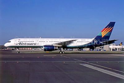 Airtours International Airways Boeing 757-21K G-WJAN (msn 28674) LGW (SPA). Image: 954390.