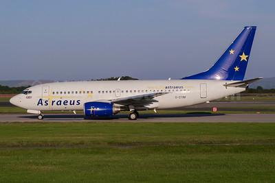 Astraeus Airlines Boeing 737-76N WL G-STRF (msn 29885) MAN (Wingnut). Image: 943984.