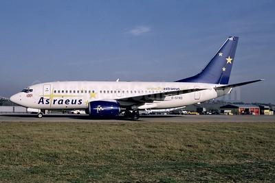 Astraeus Airlines Boeing 737-7BX G-STRD (msn 30737) (Ton Jochems). Image: 952978.