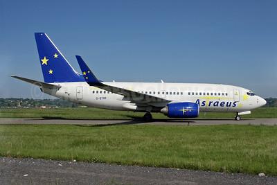 Astraeus Airlines Boeing 737-76N WL G-STRF (msn 29885) LDE (Yannick Delamarre). Image: 902012.