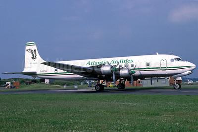 Atlantic Airlines (UK) Douglas DC-6A G-APSA (msn 45497) (Richard Vandervord). Image: 911921.