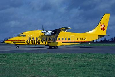Aurigny Air Services Shorts SD3-60 G-OAAS (msn SH.3648) JER (Richard Vandervord). Image: 948997.