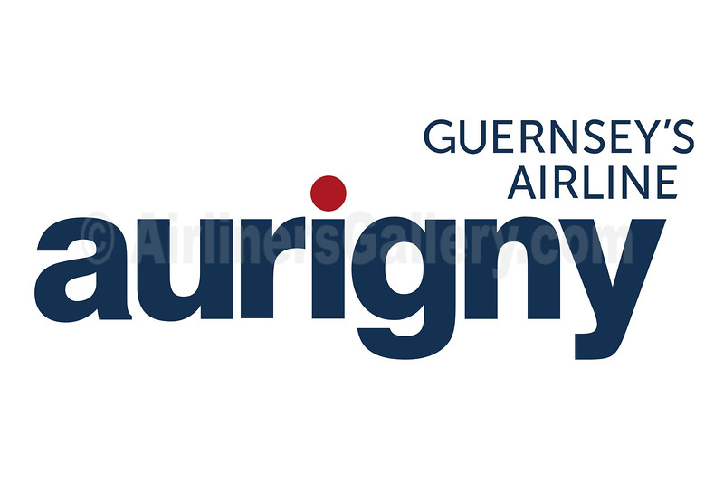 1. Aurigny Air Services logo