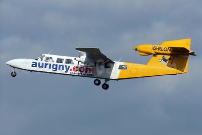 Aurigny Air Services (Aurigny.com) Britten-Norman BN-2A Mk. 3-2 Trislander G-RLON (msn 1008) SOU (Antony J. Best). Image: 924101.