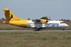 Aurigny Air Services ATR 42-500 G-HUET (msn 584) GCI (Nick Dean). Image: 928404.