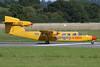 Aurigny Air Services (Aurigny.com) Britten-Norman BN-2A Mk. 3-2 Trislander G-JOEY (msn 1016) SOU (Antony J. Best). Image: 902469.