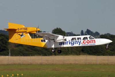 Aurigny Air Services (Aurigny.com) Britten-Norman BN-2A Mk. 3-2 Trislander G-FTSE (msn 1053) SOU (Antony J. Best). Image: 902468.