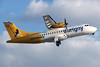 Aurigny Air Services ATR 42-500 G-HUET (msn 584) LCY (SPA). Image: 927864.